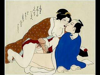 Polo-TC-007 japonés parejas cojiendo en casa